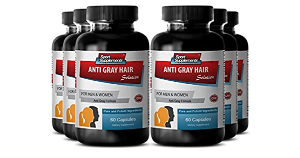 Amazon.com: Biotin Extracto – Anti Gray Hair – Zumo de ...