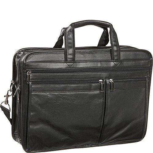 Bellino Soft Brief/Laptop Case (Black) ()