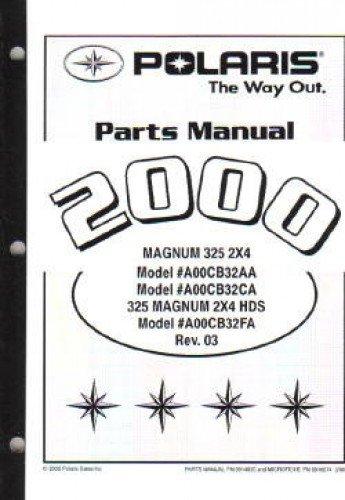 9914935 2000 polaris magnum 325 2x4 atv parts manual polaris magnum 325 electrical schematic polaris 325 magnum parts diagram wiring schematic #9