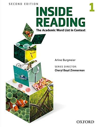 Inside Reading 2e Student Book Level 1