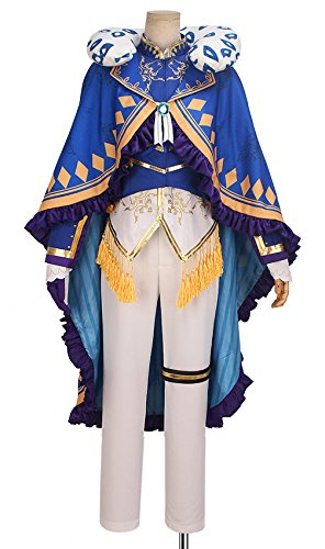 Killer B Costumes (B-PROJECT KiLLER KiNG Teramitsu Haruhi cosplay costume full set adult costume (Women L))