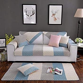 Amazon Com Deep Dream Sofa Slipcover Chenille Premium