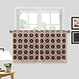 Simhomsen Vintage Lace Kitchen Window Curtain Tiers, 2 Pieces,28 By 36 inch Custom Order Review