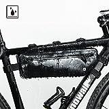 Rhinowalk Bike Bag Bike Frame Bag Waterproof Bike Triangle Bag Handlebar Bag Bicycle Pouch Under Tube Top Tube Pack Cycling Bike Saddle Bag Bicycle Bag Professional Cycling Accessories