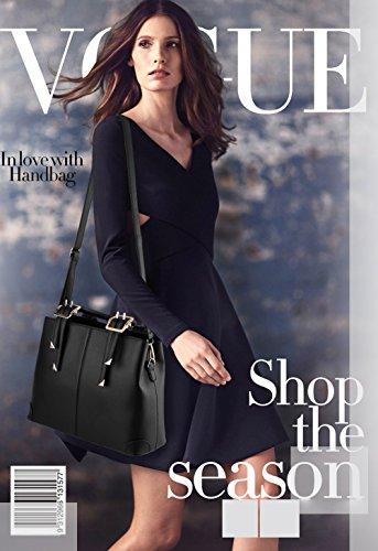 handbag fashion Red amp;Doris Nicole casual ladies Black new for purse portable Messenger bag bag shoulder tqAOxETwO