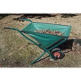 Folding Garden Wheelbarrow Carries the Load Review