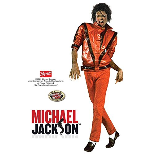 Michael Jackson Guys Thriller Jacket
