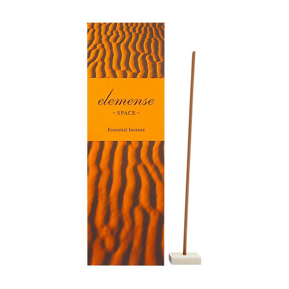 Tierra Zen elemense Space 98845 –  40 bastoncini di incenso, aroma: zafferano, cannella e una nota di ambra marocchino Montagne