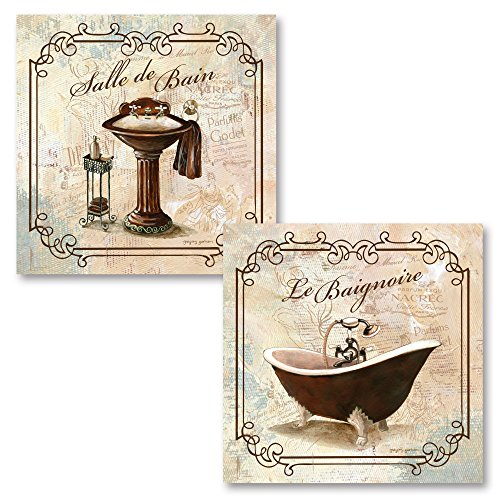 Bathroom pictures for wall for Bathroom ideas amazon