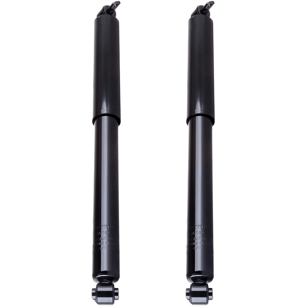 Shocks Struts,ECCPP Front Pair Shock Absorbers Strut Kits Compatible with 1995-2005 Chevy Blazer,1992-2001 GMC Jimmy,1991-2004 GMC Sonoma,1998-2000 Isuzu Hombre,Chevy S10//S10 Blazer 344042 37099