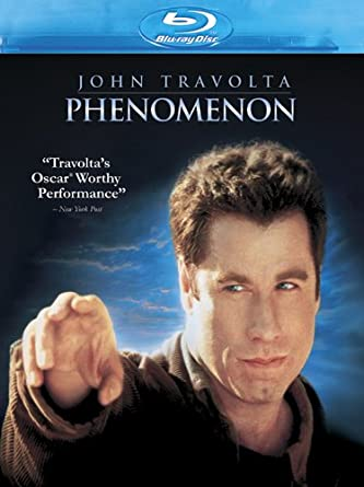 phenomene travolta