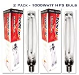2 Pack - Supreme Super 1000Watt HPS Bulbs for Digital Electronic Grow Light Ballast …