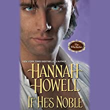If He's Noble Audiobook by Hannah Howell Narrated by Polly Lee