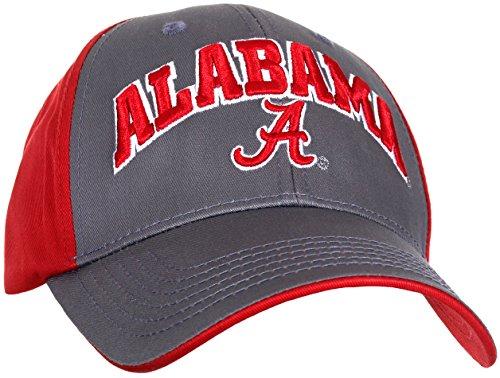 Alabama Crimson Tide Men's Sonic Ball - Softball Socks With Flames