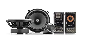 Focal PS 130 - Altavoces para coche (2-way, 91.4 Db, 120W