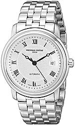 Frederique Constant Men's FC303MC4P6B2 Classics Stainless Steel Automatic Watch Watch