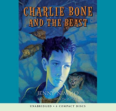 Children of the Red King #6: Charlie Bone and the Beast - Audio Library Edition