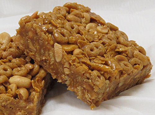 Peanut Brittle Chewies - 8x8 Pan Artificial Peanut Brittle