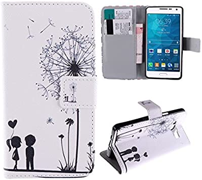 delightable24 Funda de Tipo Libro para Smartphone Samsung Galaxy ...