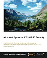 Microsoft Dynamics AX 2012 R3 Security Front Cover