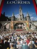 Lourdes / Travel DVD / Region 0 PAL/NTSC DVD / Bernadette Soubirous, Le Moulin de boly, Le cachot, Bartres, La Grotte, Les Apparitions, Nevers, Le Message, Les Sanctiaires / 22 tracks / 30 Minutes