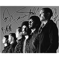 Vollständig signierter Fotodruck + Zertifikat, von Linkin Park, limitierte Edition