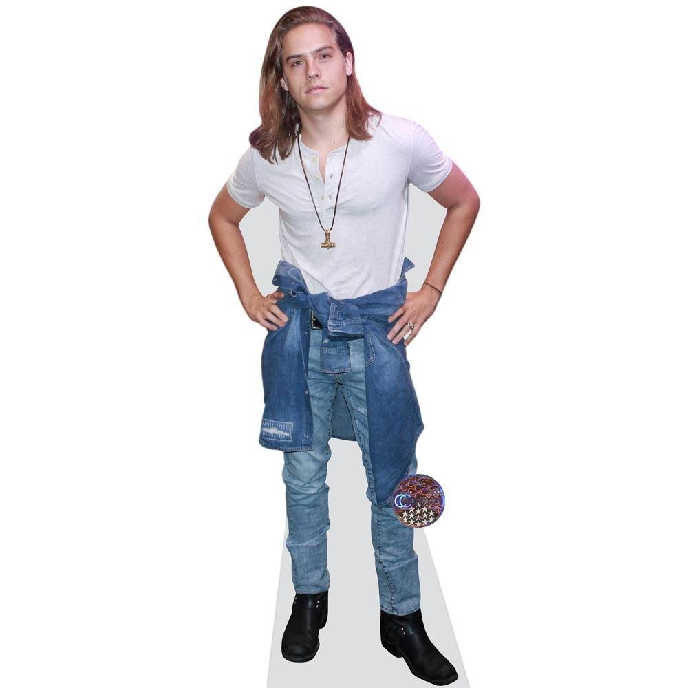 Celebrity Cutouts Cole Sprouse Grandeur Nature