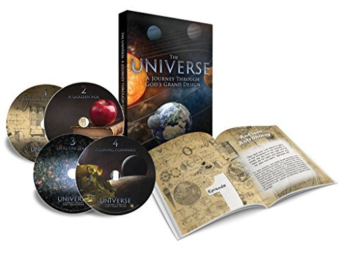 The Universe: A Journey Through God's Grand Design (4 Episode DVD Series)