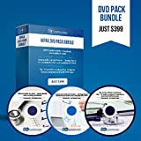 img - for HIPAA DVD PACK BUNDLE book / textbook / text book