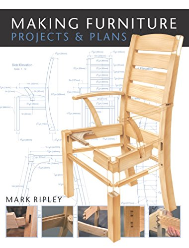 Making Wood Furniture (Making Furniture: Projects & Plans)