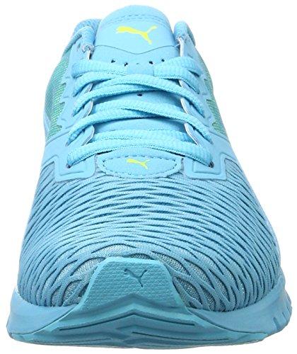 Da Atollo blu Blu Sicurezza 08 Scarpe Di Delle Puma gialla Accendere Doppia Donne Corsa zqwwpAt
