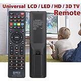 Universal LCD/LED/3D TV Remote for Samsung/Panasonic/TCL, Panasonic, Philips, Prima, Toshiba, Thomson, TCL etc