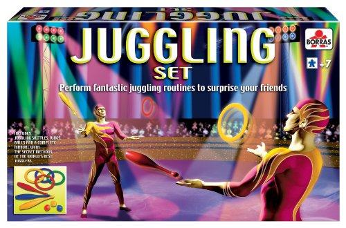 Juggling Rings Set - 9