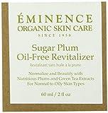 Best Eminence Organic Skin Care Organic Toners - Eminence Organic Skincare. Sugar Plum Oil Free Revitalizer Review