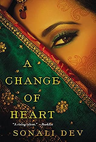 book cover of A Change of Heart