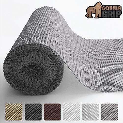 Gorilla Grip Original Drawer and Shelf Liner, Non Adhesive Roll (12