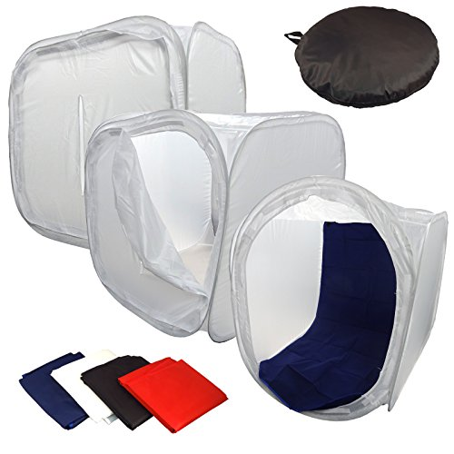 BlueDot Trading XL collapsible Extra Large Collapsible Photo Box
