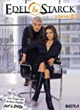 Edel & Starck - Partner wider Willen (3. Staffel, 13 Folgen) [4 DVDs]