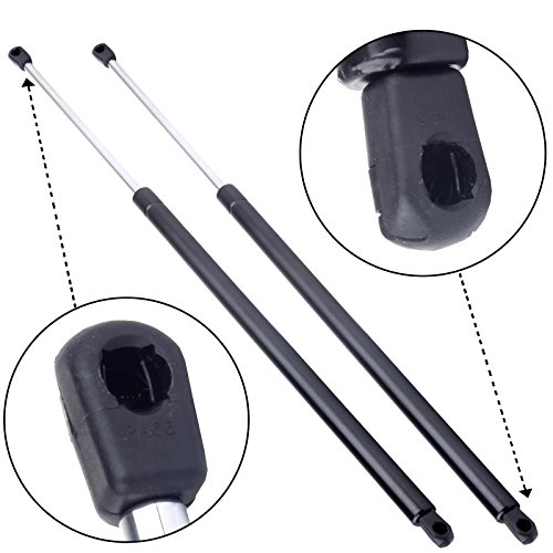 SCITOO Rear Liftgate Lift Supports Struts Gas Springs Shocks fit 05-07 Buick Terraza,05-08 Chevrolet Uplander,97-05 Chevrolet Venture,97-04 Oldsmobile Silhouette,99-08 Pontiac Montana, 97-98 Pontiac T