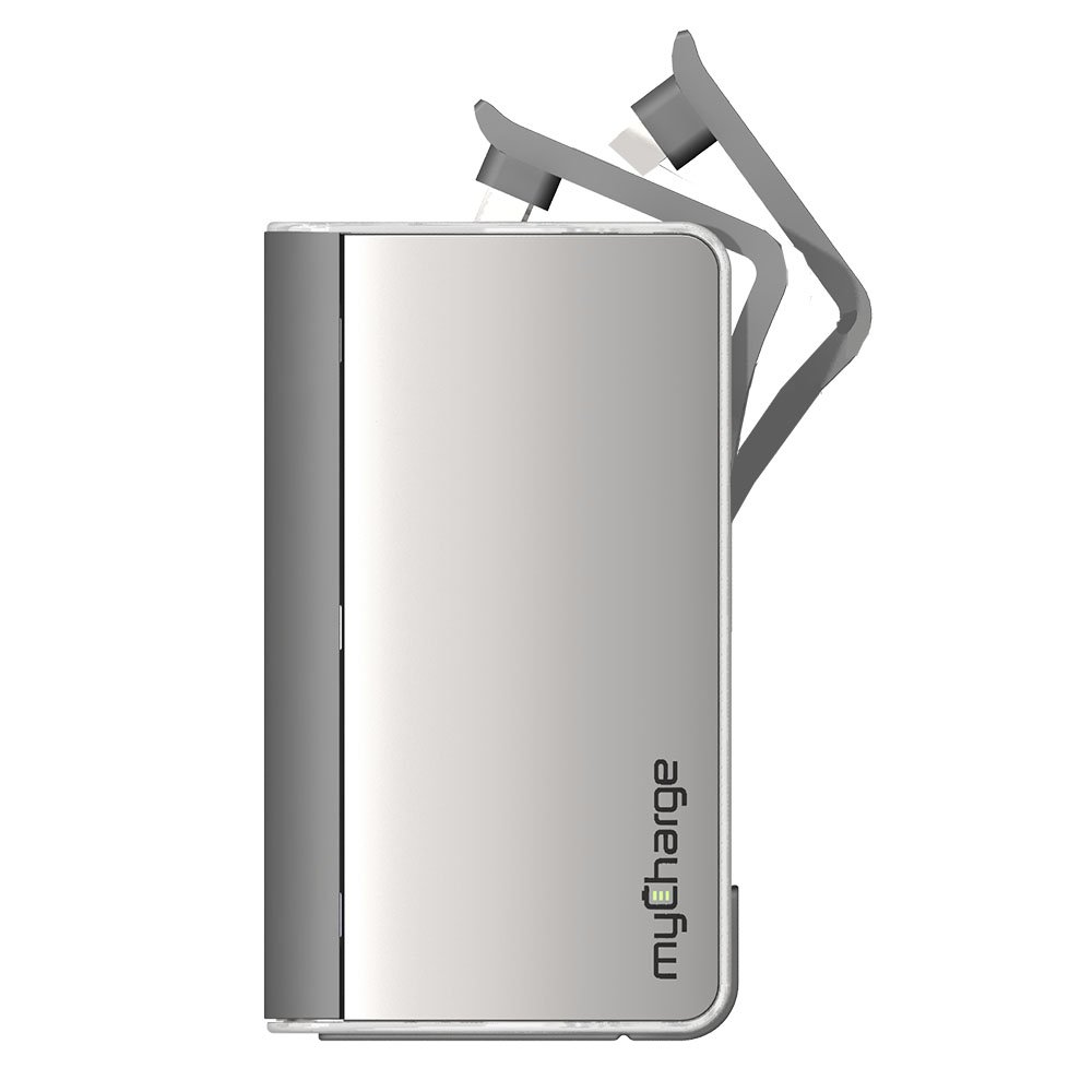 Beeindruckend Tv Bank Metall Ideen Von Conceptreview: Mycharge Hub 6000 Mah Power Bank,