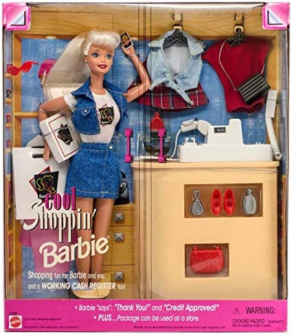 Amazon.es: Cool Shoppin Barbie: Juguetes y juegos