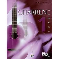Gitarrenschule 1 (inkl. CD)