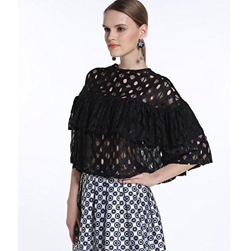 EOVVIO-Womens-Summer-Ruffles-Hollow-Out-Lace-Tops-Blouse-Shirt
