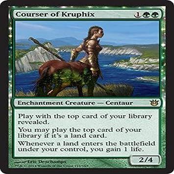 The Gathering MTG Born Of The Gods Courser Of Kruphix M//NM Magic