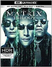 Matrix Trilogy, The (UHD/BD) [Blu-ray]