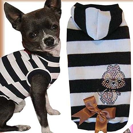 M scoia Toli Ropa de perro perros Chaqueta Perros Sudadera con capucha: Amazon.es: Productos para mascotas