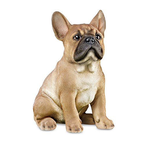 french bulldog garden statue - 2