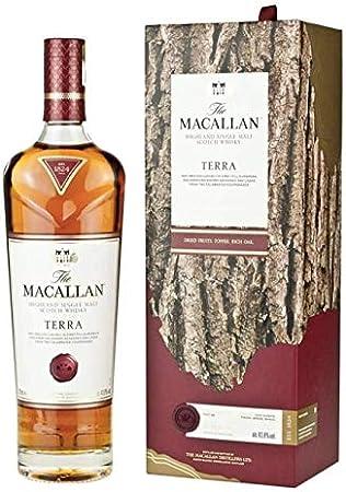 The Macallan Whisky Terra 43,8º - 700 ml
