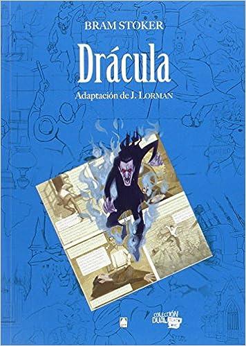 Drácula -Bram Stoker- Colección Dual. Texto cómic 2
