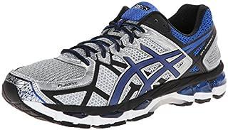 b0c15e72a694f ASICS Men's Gel-Kayano 21 2E Running Shoe,Lightning/Royal/Black,11 ...